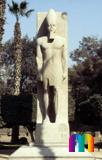 Hauptstadt / Altes Reich: Statue, Bild-Nr. 580a/1, Motivjahr: 2000, © fröse multimedia: Frank Fröse