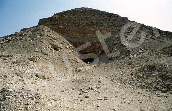 Neferirkare-Pyramide: Seite, Bild-Nr. Grßansicht: 140a/1