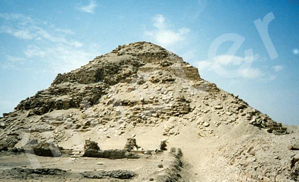 Neferirkare-Pyramide: Seite, Bild-Nr. Grßansicht: 140a/3