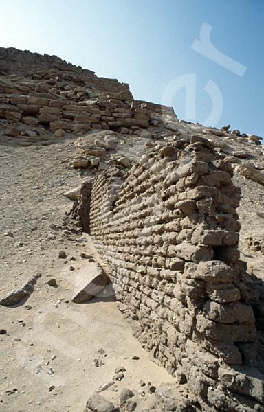 Neferirkare-Pyramide: Totentempel, Bild-Nr. Grßansicht: 140a/6