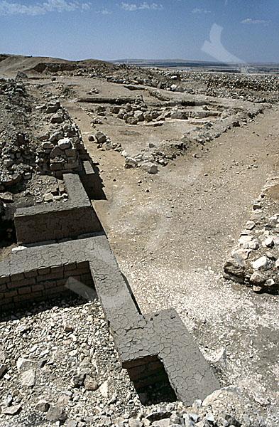 Radjedef-Pyramide: Aufweg, Bild-Nr. Grßansicht: 10a/30