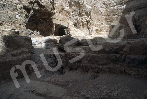 Radjedef-Pyramide: Haupt- / Grabkammer, Bild-Nr. Grßansicht: 15a/43