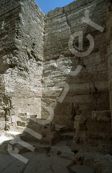 Radjedef-Pyramide: Nische, Bild-Nr. Grßansicht: 15a/31