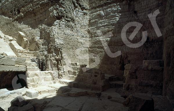 Radjedef-Pyramide: Nische, Bild-Nr. Grßansicht: 15a/32