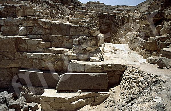 Radjedef-Pyramide: Seite, Bild-Nr. Grßansicht: 10a/14