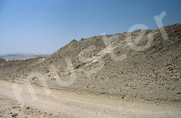 Radjedef-Pyramide: Seite, Bild-Nr. Grßansicht: 10a/47