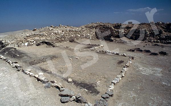 Radjedef-Pyramide: Totentempel, Bild-Nr. Grßansicht: 10a/28