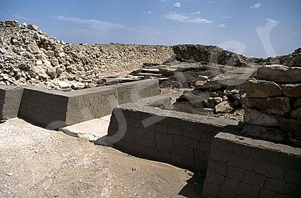 Radjedef-Pyramide: Totentempel, Bild-Nr. Grßansicht: 10a/32