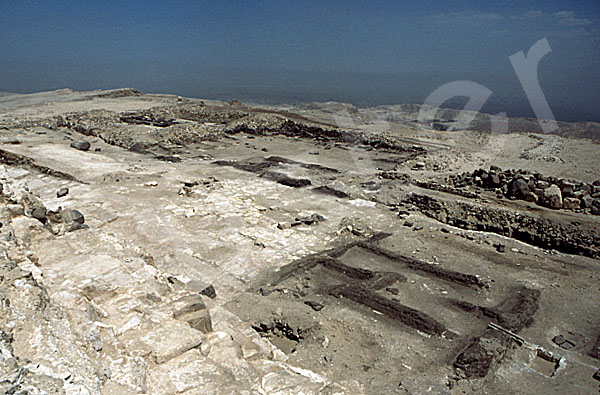 Radjedef-Pyramide: Totentempel, Bild-Nr. Grßansicht: 10a/36