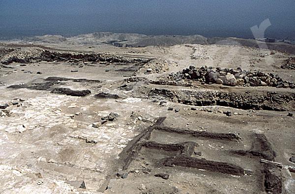 Radjedef-Pyramide: Totentempel, Bild-Nr. Grßansicht: 10a/37
