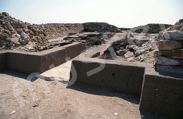 Radjedef-Pyramide: Totentempel, Bild-Nr. Grßansicht: 10b/16