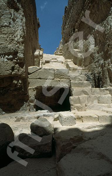 Radjedef-Pyramide: Vor- / Königinnenkammer, Bild-Nr. Grßansicht: 15a/20