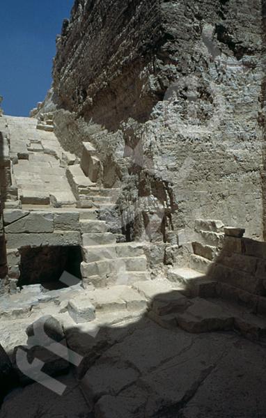Radjedef-Pyramide: Vor- / Königinnenkammer, Bild-Nr. Grßansicht: 15a/21