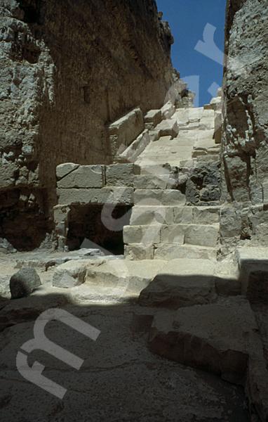 Radjedef-Pyramide: Vor- / Königinnenkammer, Bild-Nr. Grßansicht: 15a/22