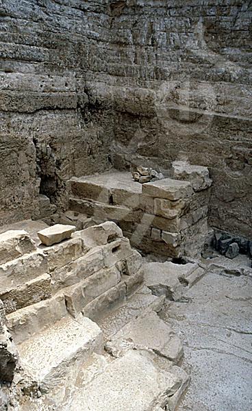 Radjedef-Pyramide: Vor- / Königinnenkammer, Bild-Nr. Grßansicht: 15a/44