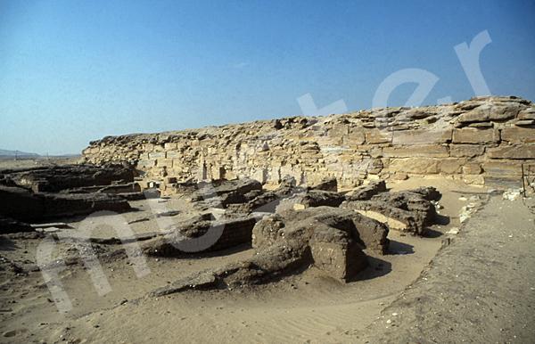 Raneferef-Pyramide: Totentempel, Bild-Nr. Grßansicht: 160a/3