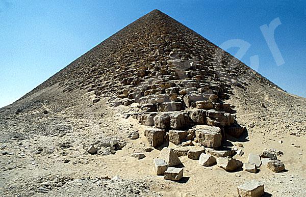 Rote Pyramide: Ecke, Bild-Nr. Grßansicht: 340a/1