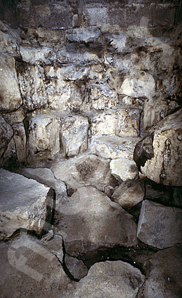Rote Pyramide: Haupt- / Grabkammer, Bild-Nr. Grßansicht: 345a/39