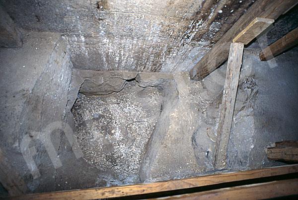Rote Pyramide: Vor- / Königinnenkammer, Bild-Nr. Grßansicht: 345a/27