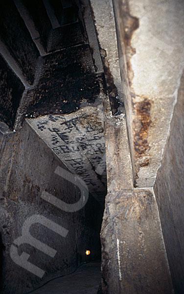 Rote Pyramide: Vor- / Königinnenkammer, Bild-Nr. Grßansicht: 345a/28