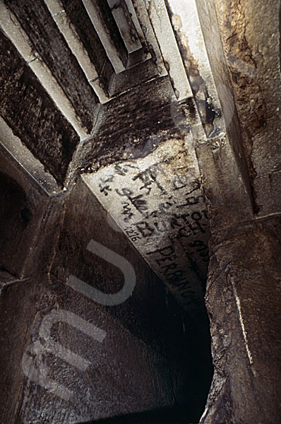 Rote Pyramide: Vor- / Königinnenkammer, Bild-Nr. Grßansicht: 345a/30