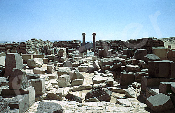Sahure-Pyramide: Totentempel, Bild-Nr. Grßansicht: 120a/16