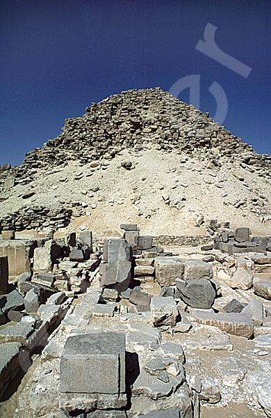 Sahure-Pyramide: Totentempel, Bild-Nr. Grßansicht: 120a/23