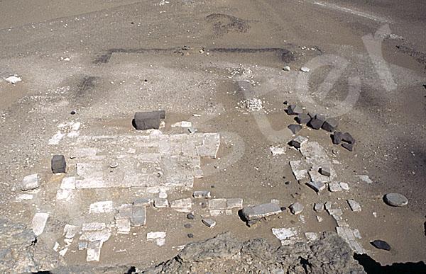 Schepseskaf-Mastaba: Totentempel, Bild-Nr. Grßansicht: 280a/20