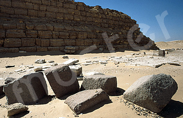 Schepseskaf-Mastaba: Totentempel, Bild-Nr. Grßansicht: 280a/22