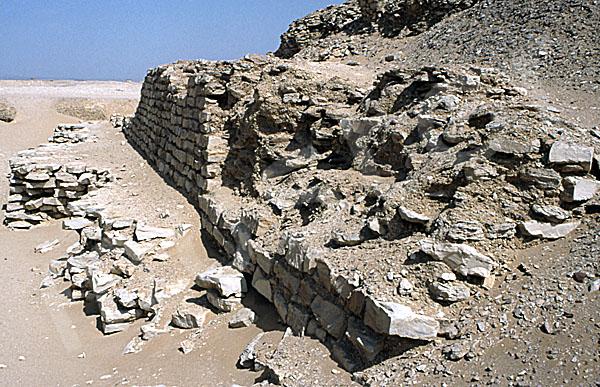 Sechemchet-Pyramide: Seite, Bild-Nr. Grßansicht: 220a/1