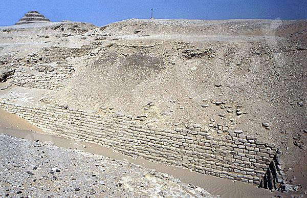 Sechemchet-Pyramide: Seite, Bild-Nr. Grßansicht: 220a/10