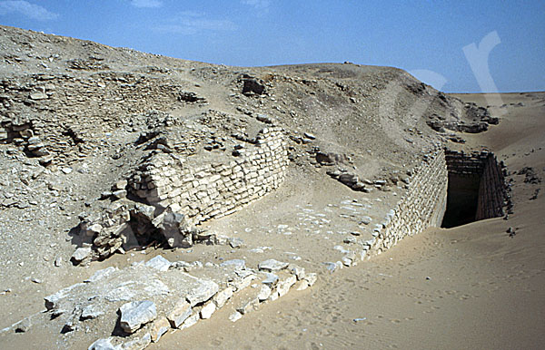 Sechemchet-Pyramide: Seite, Bild-Nr. Grßansicht: 220a/16