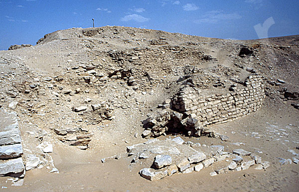 Sechemchet-Pyramide: Seite, Bild-Nr. Grßansicht: 220a/17