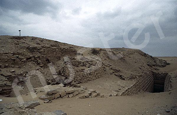 Sechemchet-Pyramide: Seite, Bild-Nr. Grßansicht: 220a/20