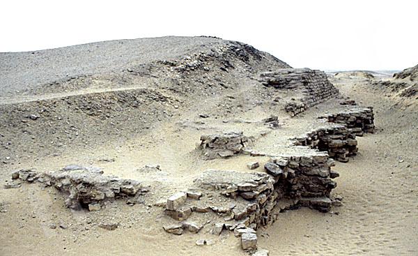 Sechemchet-Pyramide: Seite, Bild-Nr. Grßansicht: 220a/21