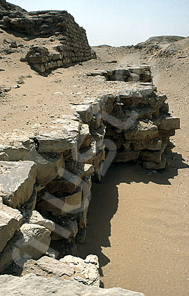 Sechemchet-Pyramide: Seite, Bild-Nr. Grßansicht: 220a/3