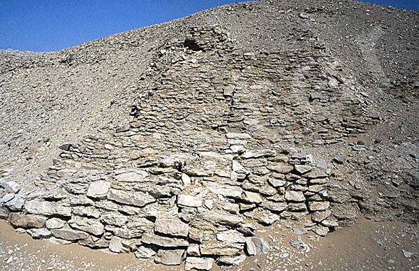 Sechemchet-Pyramide: Seite, Bild-Nr. Grßansicht: 220a/5