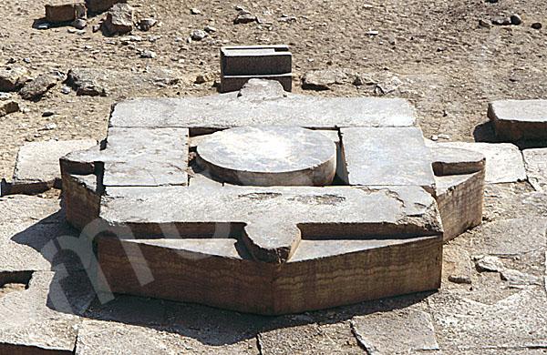Sonnenheiligtum des Niuserre: Altar, Bild-Nr. Grßansicht: 90b/29
