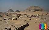 Teti-Pyramide: Aufweg, Bild-Nr. 180a/12, Motivjahr: 1998, © fröse multimedia: Frank Fröse