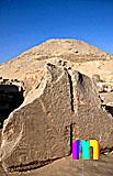 Teti-Pyramide: Totentempel, Bild-Nr. 180a/17, Motivjahr: 2000, © fröse multimedia: Frank Fröse