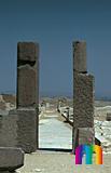 Unas Pyramide: Aufweg, Bild-Nr. 210a/15, Motivjahr: 1998, © fröse multimedia: Frank Fröse