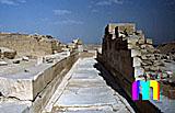 Unas Pyramide: Aufweg, Bild-Nr. 210a/17, Motivjahr: 1998, © fröse multimedia: Frank Fröse