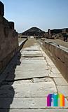 Unas Pyramide: Aufweg, Bild-Nr. 210a/18, Motivjahr: 1998, © fröse multimedia: Frank Fröse