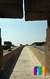 Unas Pyramide: Aufweg, Bild-Nr. 210a/19, Motivjahr: 1998, © fröse multimedia: Frank Fröse