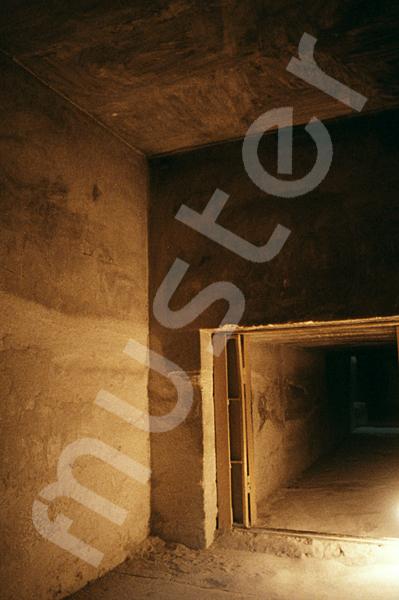 Unas Pyramide: Gangkammer, Bild-Nr. Grßansicht: 215a/2