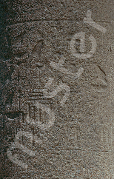 Unas Pyramide: Taltempel, Bild-Nr. Grßansicht: 210a/31