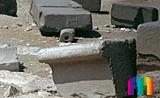 Unas Pyramide: Totentempel, Bild-Nr. 210a/11, Motivjahr: 1998, © fröse multimedia: Frank Fröse