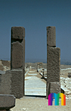 Unas Pyramide: Totentempel, Bild-Nr. 210a/15, Motivjahr: 1998, © fröse multimedia: Frank Fröse