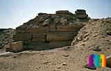 Userkaf-Pyramide: Seite, Bild-Nr. 190a/19, Motivjahr: 1996, © fröse multimedia: Frank Fröse